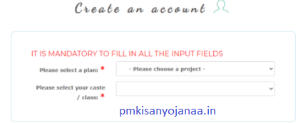 Create Account SSP Scholarship