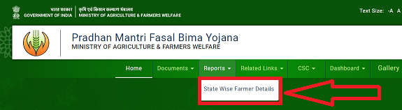 state wise farmer details